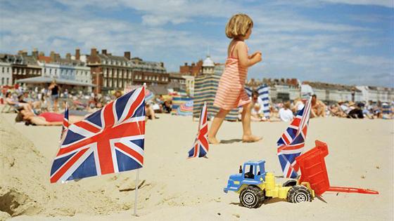Мартин Парр. Жизнь — это пляж