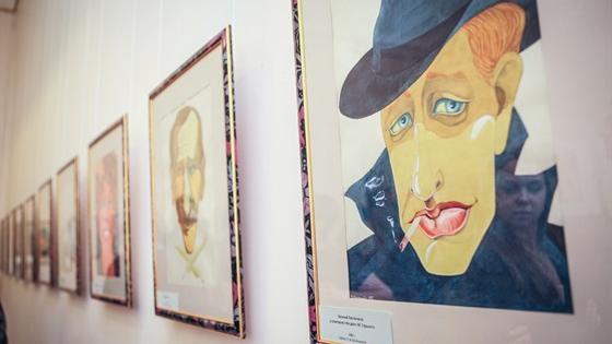 Свой среди своих. Артисты театра и кино в зарисовках артиста Юрия Богатырева