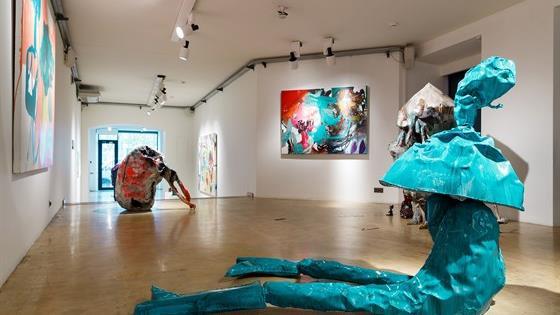 Резиденты Marina Gisich Gallery
