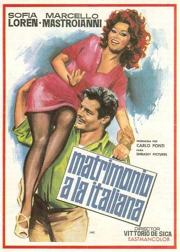 Брак по-итальянски (Matrimonio all'italiana)