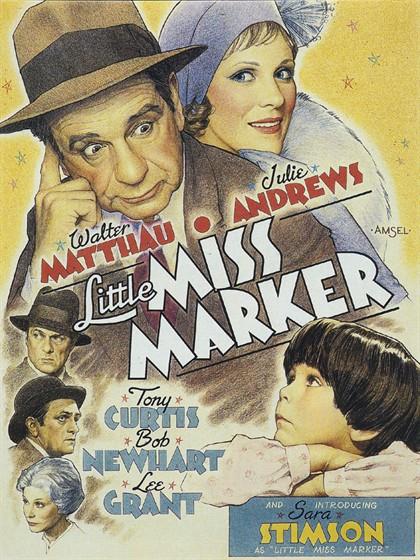 Маленькая мисс Маркер (Little Miss Marker)