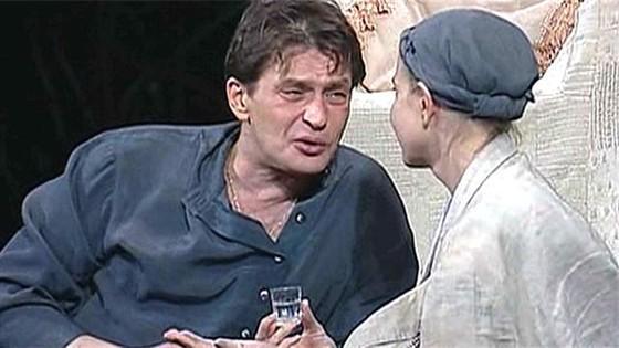 Александр Домогаров. Исповедь одинокого мужчины