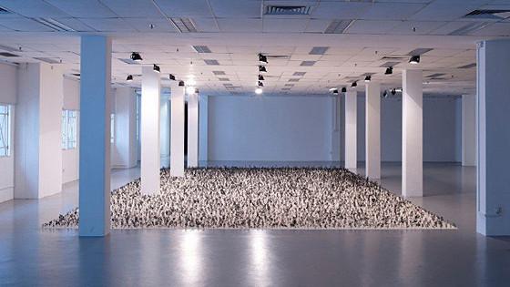 Большой скульптурный салон-2012