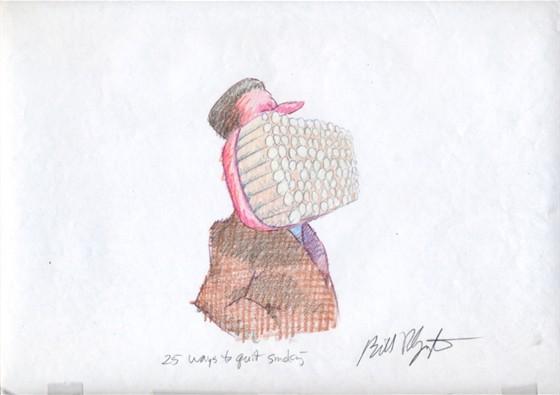 Билл Плимптон. Mini-ретроспектива