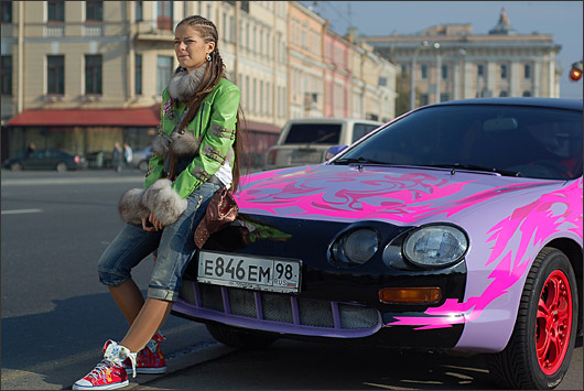 Марина Александрова (Марина Андреевна Александрова)