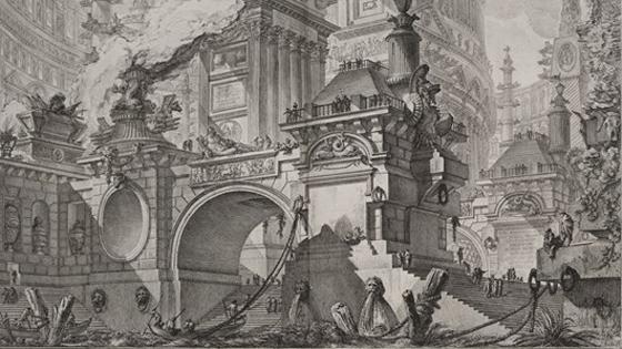 Дворцы, руины и темницы. Джованни-Баттиста Пиранези и итальянские архитектурные фантазии XVIII века