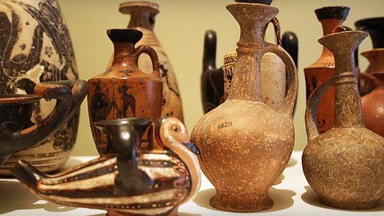 Античная коллекция музея Ханенко. Избранное