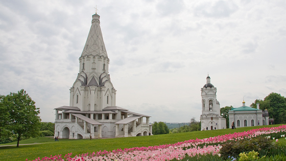Музей-заповедник усадьба «Коломенское»