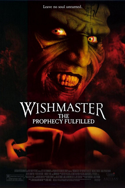 Исполнитель желаний-4 (Wishmaster 4: The Prophecy Fulfilled)