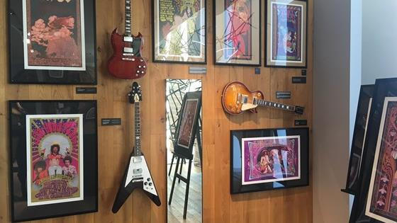 Bob Masse: Rock Posters