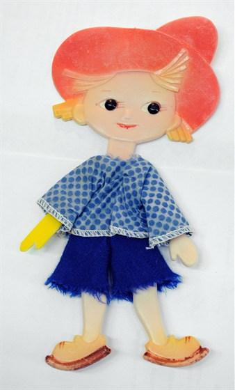 Куклы, игры, игрушки 1950–1970-х годов
