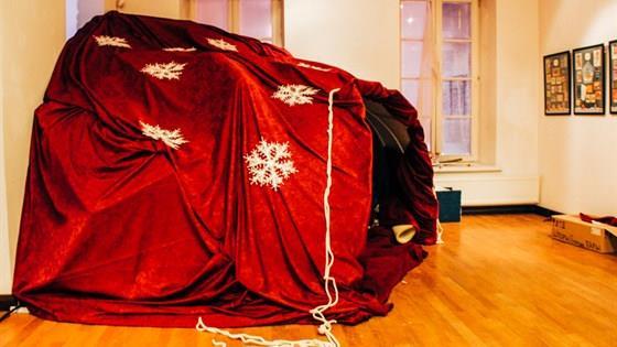Волшебный мешок Деда Мороза