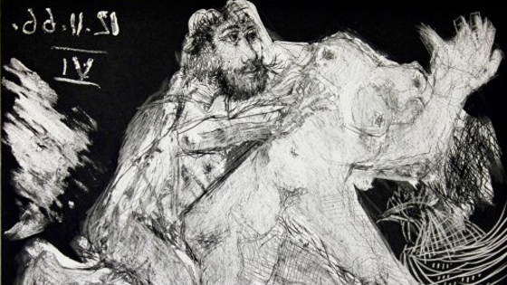 Рапсодия страсти. Сальвадор Дали и Пабло Пикассо