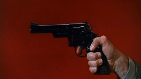 Высшая сила (Magnum Force)