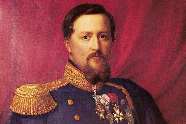 Король Дании Фредерик VII