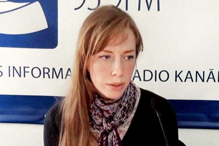Алина Петропавловская живет в Риге и делает сайт, который консультирует людей по многим странам Евросоюза