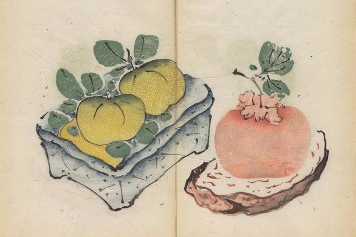 Первая печатная книга с цветными картинками