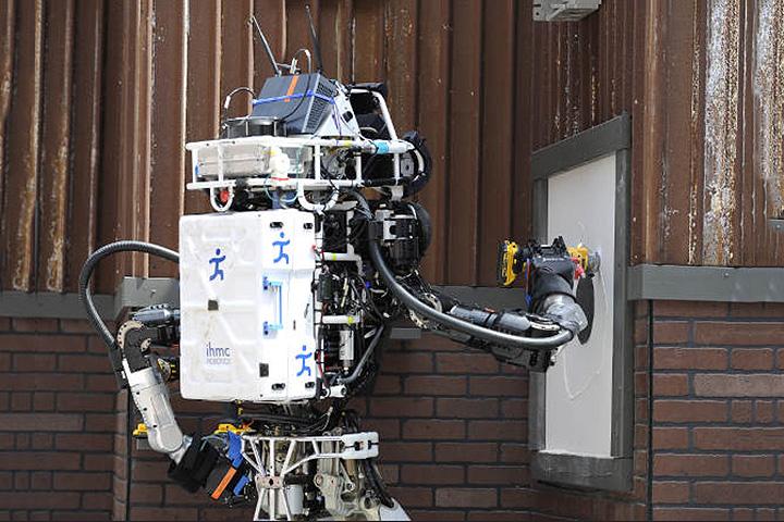 Корейский робот-чемпион