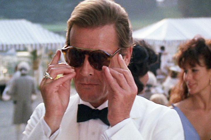 Очки Бонда из фильма «Вид на убийство»