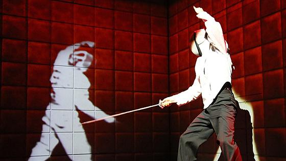 Театр: Гамлет. Коллаж