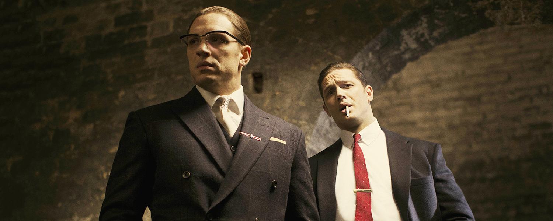 «Легенда» Брайана Хелгленда: Том Харди играет гангстеров-близнецов