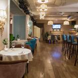 Ресторан Маджесто - фотография 2 - Основной зал