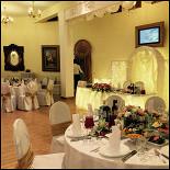 Ресторан Антре-холл - фотография 2 - Президиум для молоды