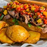 Ресторан Дело вкуса - фотография 2 - Наш багет