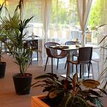 Ресторан Flash Royal - фотография 3 - Летняя веранда