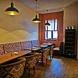 Ресторан Torsher - фотография 2 - Малый Зал