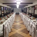 Ресторан Казан - фотография 4 - Кремлевский зал с панорамой Казани