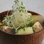 """Ресторан Сушишеф - фотография 5 - Суп санпезиру из меню """"Сушишеф"""""""