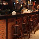 Ресторан Глиссада - фотография 3 - Барная стойка