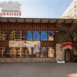 """Ресторан Хмельная - фотография 4 - Пивной ресторан """"Хмельная"""" - фасад."""