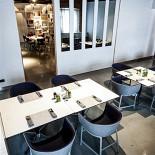 Ресторан Школа - фотография 4 - Малый зал