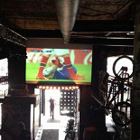 Ресторан Rockstar - фотография 6 - Трансляция футбола