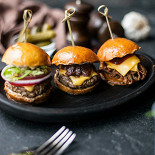 Ресторан Burger & Pizzetta - фотография 1