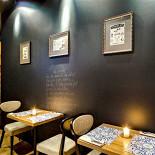 Ресторан Черника  - фотография 4 - Черника кафе зал с баром