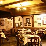 Ресторан Монетный двор - фотография 1 - Общий вид на основной зал. Добрый, тёплый интерьер основного зала, позволит отдохнуть,  и насладиться душевной пищей, искусно изготовленной поварами.