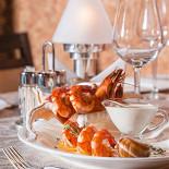 """Ресторан Ричард - фотография 1 - Одно из авторских блюд-""""Инквизитор"""""""