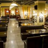Ресторан Сухой закон - фотография 6 - Нижний зал