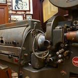 Ресторан Максимилианс - фотография 5 - кинопроектор