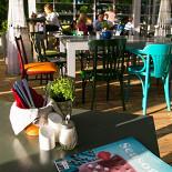 Ресторан Теплица в Нескучном саду - фотография 6