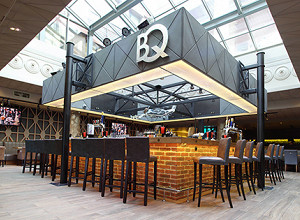 Bar BQ Café на Трубной