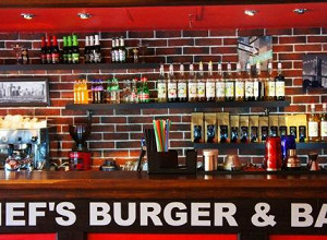 Chef's Burger & Bar