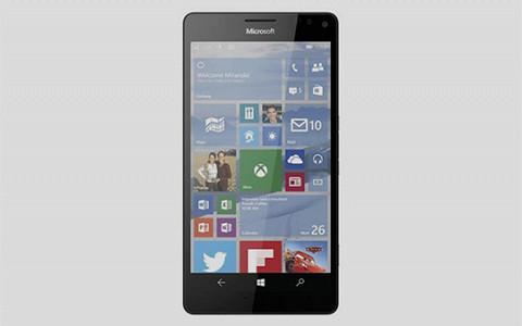 Флагманский смартфон Microsoft с Windows 10