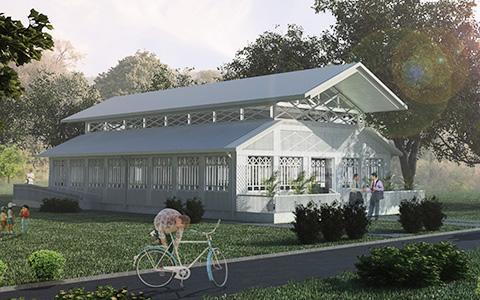 Как изменится Измайловский парк