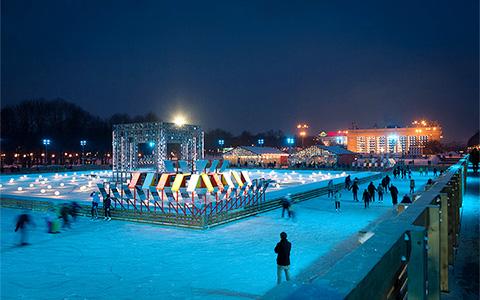 «#Ваукаток» в парке Горького
