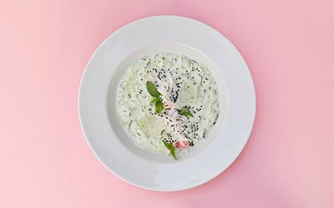 Ботвинья, кукси, эволюция окрошки и другие холодные супы в ресторанах Москвы
