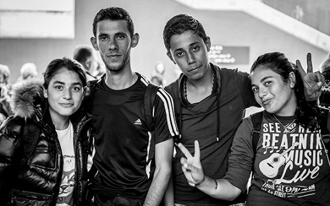 Понаехали тут: как Будапешт встречает беженцев из Сирии, Косово и Афганистана
